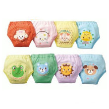 100% Cotton Baby Boy Underwear, Kids Animal Design Underwear