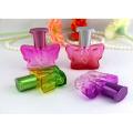Schöne Schmetterling Form Parfüm Glas Flaschen für Duft Flaschen