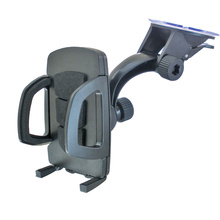 360 Rotate Adjustable Suction Windshield Mount Stand Phone Holder 4219