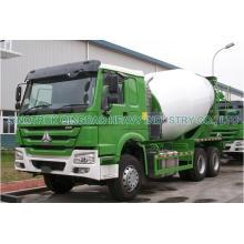 New Sinotruk 10m3 HOWO Concrete Mixer Truck
