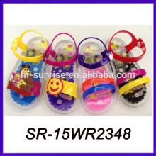Pvc jelly brazil сандалии девушки модные сандалии дети гладиатор сандалии