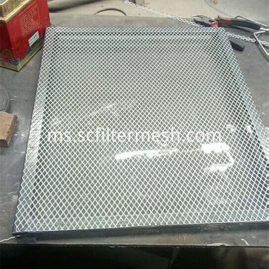 Stainless Steel Barbecue Wire Mesh