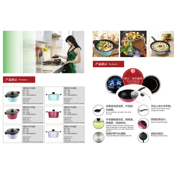 Best Die Cast Aluminum Cookware Sets Frying Pan