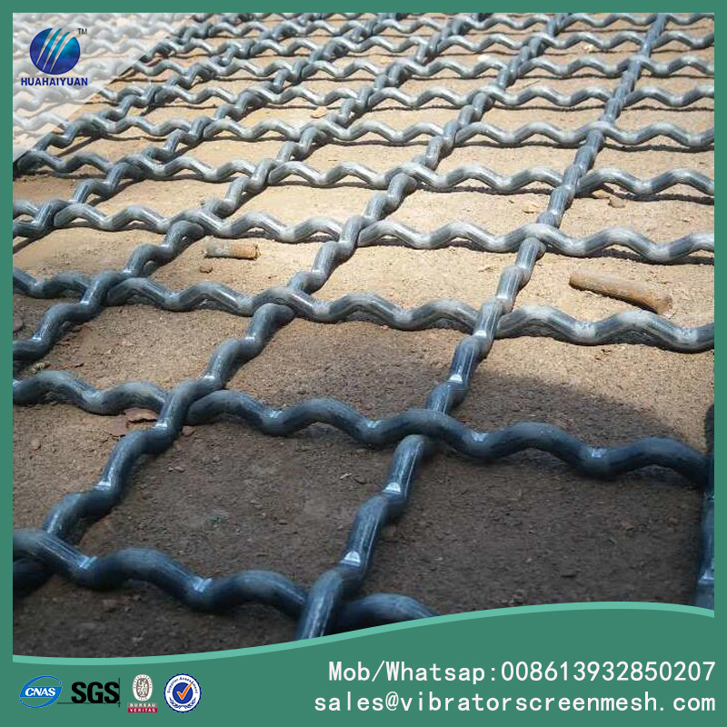 Lock Crimpen Siebgewebe China Hersteller