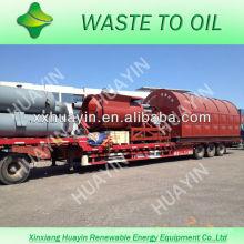 mais recente tecnologia de reciclagem de resíduos para fornecedor de máquinas de petróleo