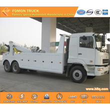 CAMC 6x4 wrecker emergency truck good quality