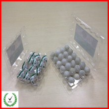 PVC Quail Ovo plástico bandeja profissional Fabricante