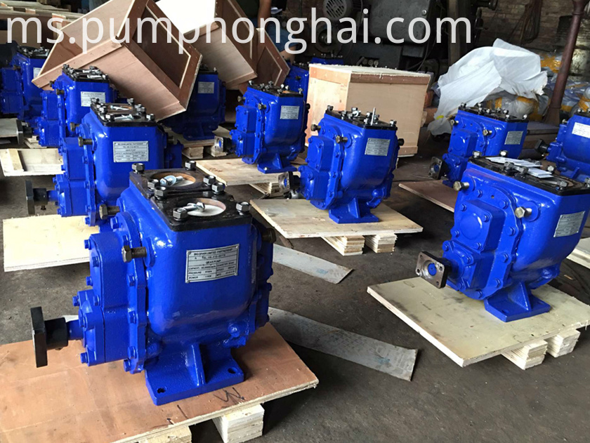 Electric Pto Driven Pump