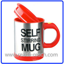 Self Stirring Mug, Electric Coffee Mug, Travel Mug (R-2325)