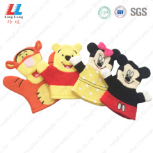 Disney Set Tier glatte Bad Handschuhe