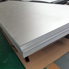 High strength titanium  plate