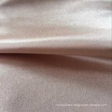 Shantou fabric factory karl mayer warp knit 200gsm 95 polyester 5 spandex stretch satin fabric