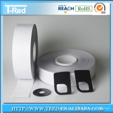 Taille de forme d'usine personnalisée réutilisable double face polyuréthane non-trace gel