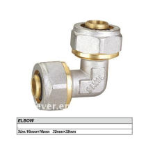 acessórios de compressão de latão para tubo pex