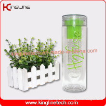760ml fruit infuser bottle With tube filter inside(KL-7082)