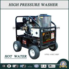 230bar Diesel Motor Warmwasser Hochdruckreiniger (HPW-HWC186F)