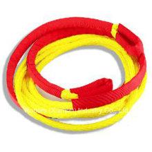 """13/32 """"X20 ′ linhas do equipamento de Optima, cordas do guincho, cordas de alta qualidade de UHMWPE"""