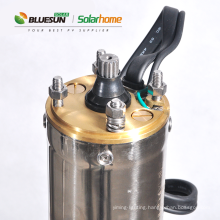 Solar engine 1hp water submersible pump 20m head solar water pump