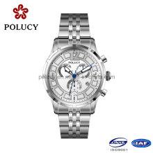 Reloj de moda de alta calidad del OEM de la fábrica de Shenzhen para los hombres