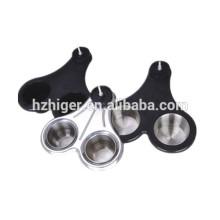 Пользовательские виды металлических аксессуаров и держателей чашек Маджонга