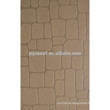 Pappel oder Hartholz gemischtes Material Kleine Kies / große Kies Hardboard