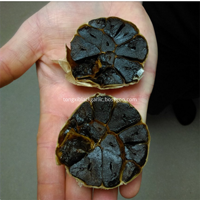 Multi Black Garlic