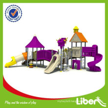 Villa Series Children's Slide With GS Certificate LE-BS003