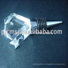tapón de botella de cristal para regalo corporativo