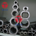 Cold rolled shaped hexagonal carbon steel tube