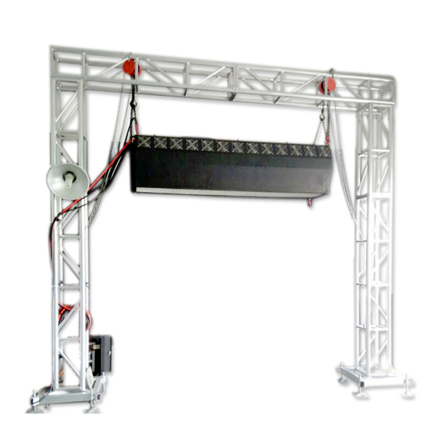 fog screen install