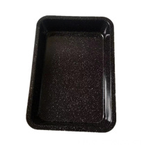 Gold Color Dots Non-stick Cookie Frying Pan Tray
