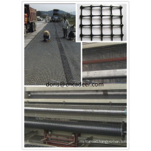 PP Biaxial Geogrid for Highway Roadbase and Reinforcement of Roadbed