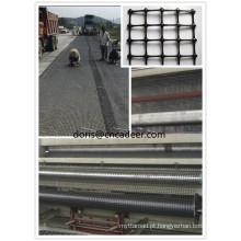 Geogrelha Biaxial PP para a Estradura da Estrada e Reforço do Estrado