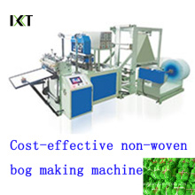 Máquina não fabricada de sacos de plástico para máquinas de fabricação Kxt-Nwb23