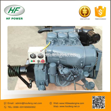 cluth ve kasnaklı f3l912 deutz motor