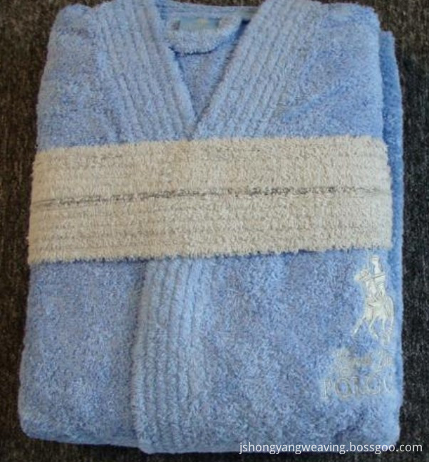 polo bathrobe 1
