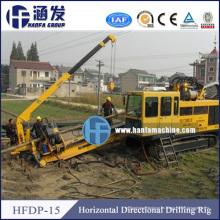 15 años de experiencia en China Hfdp-15 Trenchless Drilling Rig