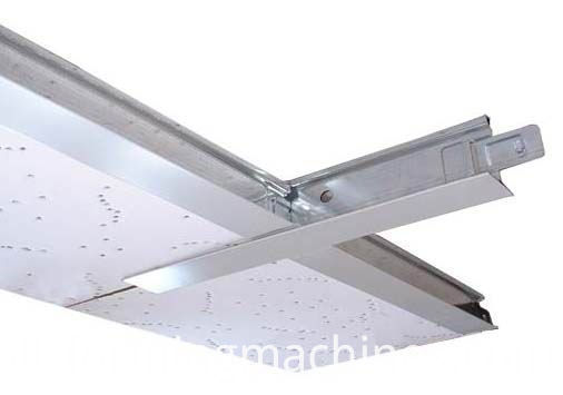 ceiling board making machine