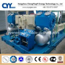 CNG18 Skid-Mounted Lcng CNG LNG Kombi-Tankstelle