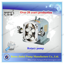 Food-grade stainless steel Rotary lobe pumps