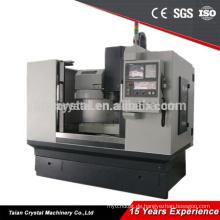 VMC 550L cnc-bearbeitungszentrum mini cnc maschinenzentrum