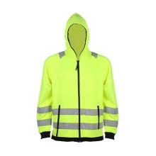 Sué Ter Encapuchado De Seguridad Sicherheits-Sweatshirt mit En ISO 20471