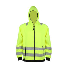 Sué Ter Encapuchado De Seguridad Safety Sweatshirt with En ISO 20471