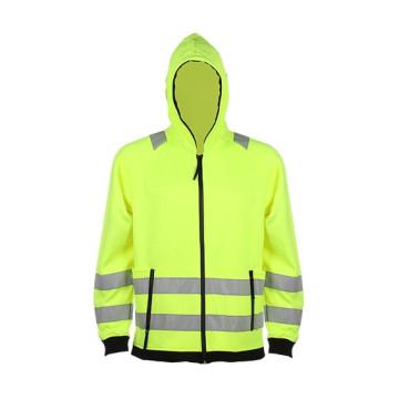 Camisola de segurança Sué Ter Encapuchado De Seguridad com ISO ISO 20471