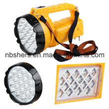 Lampe de bureau rechargeable à LED à double usage
