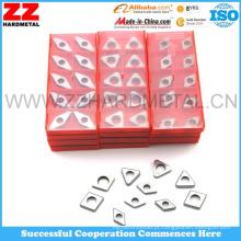 Calços de carboneto para Dnma & Dnmg Carbide inserções