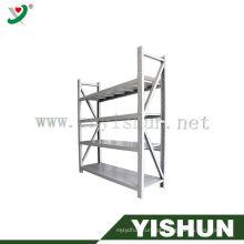 Rack de armazenamento de mercadorias, sistemas de estantes de armazenamento para serviços pesados