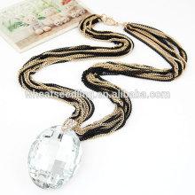 Ожерелье из натурального драгоценного камня