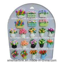 Sculpture Flower Refridgerator Magnet Gifts