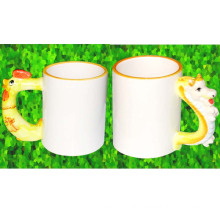 Chinese zodiac sign cups